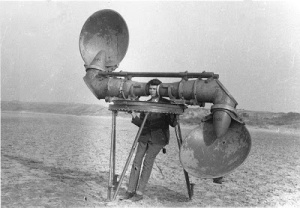 Old listening device