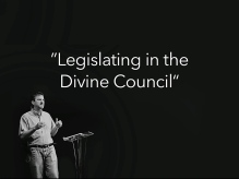 Divine Council Teaching